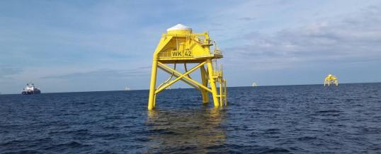 Navantia puja por equipar el centro de eólica marina de Iberdrola en Francia