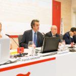 Cantabria seguirá reivindicando en Europa el corredor ferroviario Cantábrico-Mediterráneo