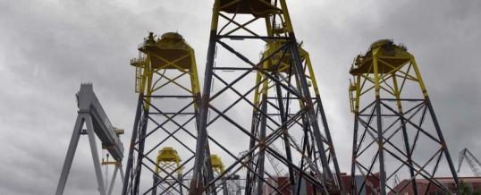 Windar Renovables abre una nueva planta de fabricación de torres eólicas en Rusia