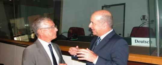 Ortega reivindica en Bruselas el potencial de la economía azul en Canarias, con más de 45.000 empleos