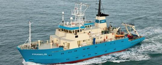 MMT finish seabed surveys