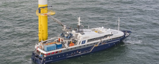 Chevalier floats from O&G to offshore wind