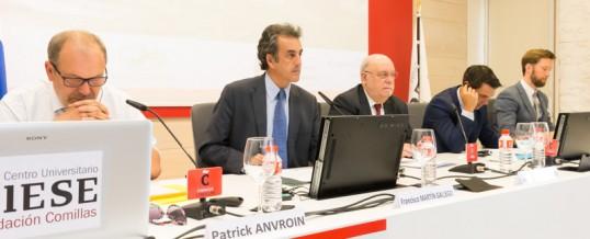 Martín adelanta que Cantabria seguirá reivindicando en Europa el corredor ferroviario Cantábrico-Mediterráneo