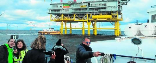 Reportaje | Iberdrola abre la puerta a la presencia gallega en la eólica marina mundial