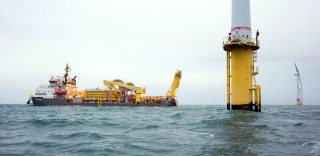 Boskalis and Tekmar Form Offshore Wind Partnership