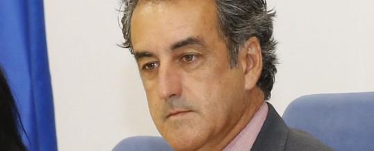 Martín entra en el Buró Político de la Conferencia de Regiones Periféricas y Marítimas de Europa