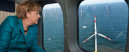 Germany aims 20 GW offshore wind energy by 2030