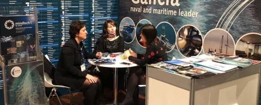 Asime pone en valor la industria naval gallega en la feria internacional World Maritime Week
