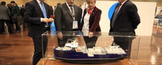 World Maritime Week réune en el BEC a 35 empresas armadoras y astilleros, un centenar de ponentes y más de 100 firmas