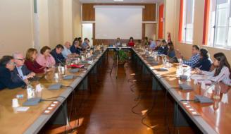 La ULPGC presenta el Plan de Investigación y Transferencia