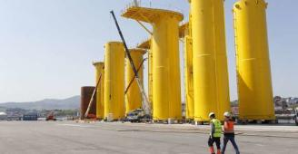 Windar consigue un nuevo encargo para un gran parque eólico marino en Escocia