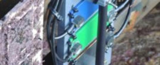 CTC testea la fiabilidad de unos sensores para monitorizar la corrosión y el biofouling en el MCTS El Bocal