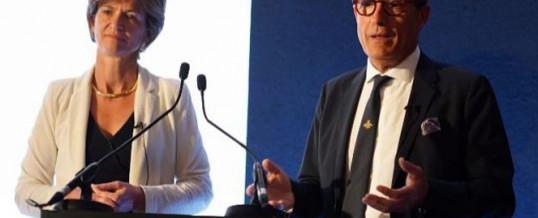 EDP y Engie firman una alianza mundial para mejorar la eólica marina