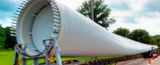 La industria eólica y química avanzan en un nuevo proyecto para el reciclaje de aerogeneradores
