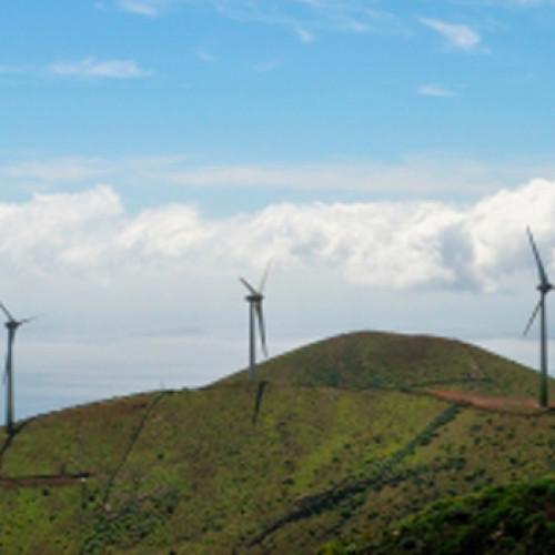 El Hierro bate récord en el uso de energía renovable