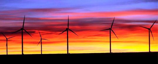 Crecen exponencialmente la generación y el desarrollo tecnológico de energía eólica en EEUU