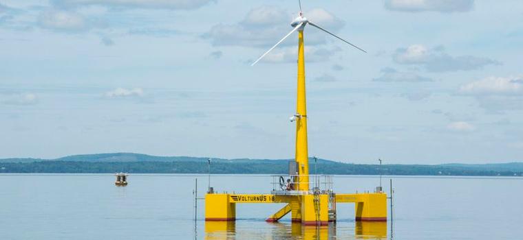 Industria eólica marina - Energías eólicas marinas