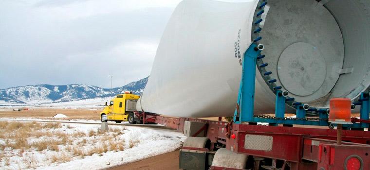 Las turbinas eólicas en alta mar - Energías eólicas marinas