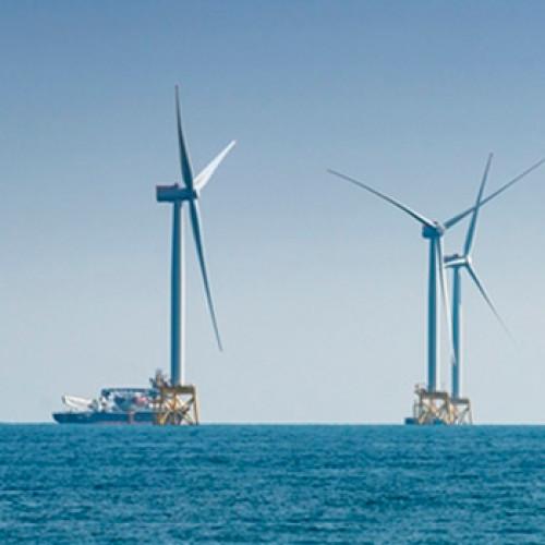 El proyecto East Anglia One ya ha empezado a generar energía