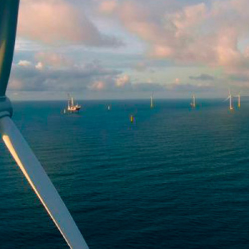 Taiwán se une a un proyecto de energía eólica marina