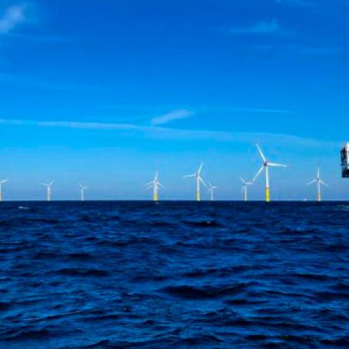 Equinor vende la mitad de su participación en un parque eólico marino alemán