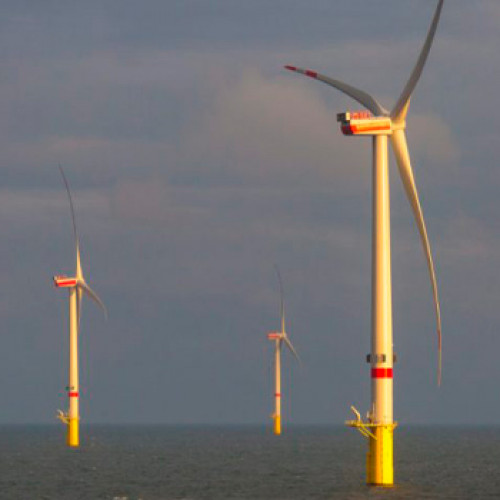 Alemania prevé otros 20 GW de la energía eólica marina
