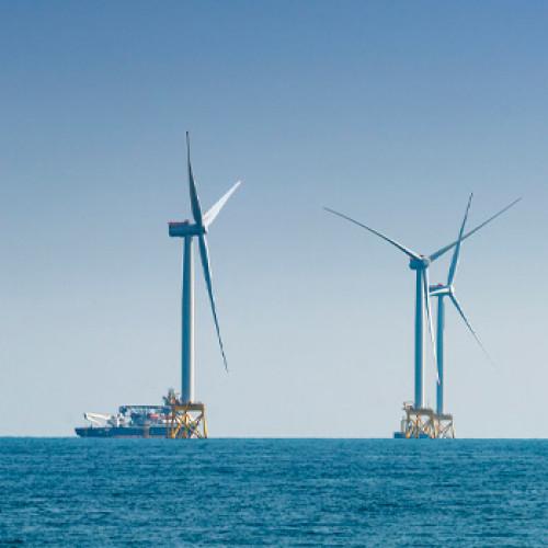 El crecimiento de la eólica marina