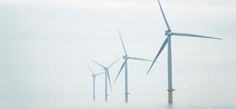 El parque eólico marino más grande del mundo contará con las últimas turbinas eólicas del mercado