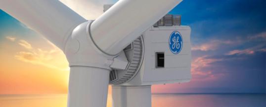 El parque eólico marino más grande del mundo usará turbinas Haliade-X de GE