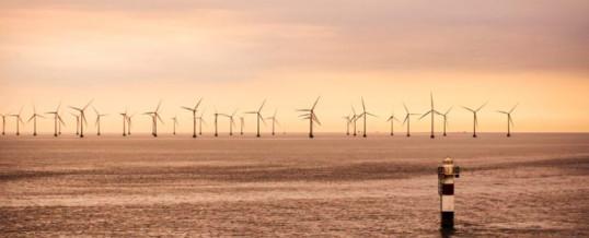 Asturias presume de industria eólica marina