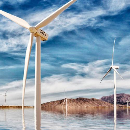 La energía renovable eólica marina podría ser una de las más importantes del mundo