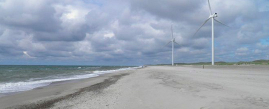 Las empresas españolas impulsan la eólica marina como alternativa energética
