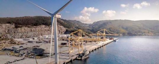 El generador flotante offshore más grande del mundo será instalado