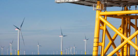 Navantia compite por la tercera plataforma eólica de Iberdrola