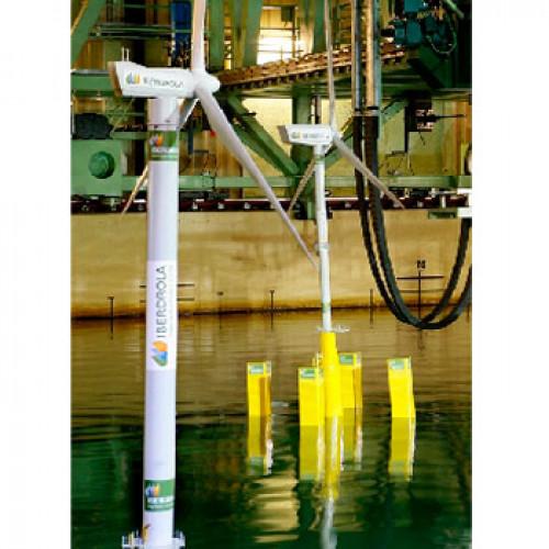 Parques offshore flotantes para el desarrollo de la energía eólica marina