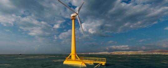 Cantabria albergará la primera plataforma eólica flotante de Saitec