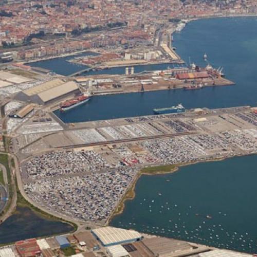Cantabria Sea of Innovation - el puerto de Santander instala una plataforma de energía eólica offshore