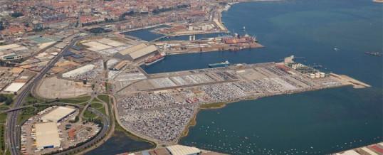 El puerto de Santander instalará un prototipo de plataforma eólica offshore en su zona de fondeo