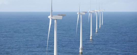 ABB suministrará tecnología a la eólica marina del Reino Unido