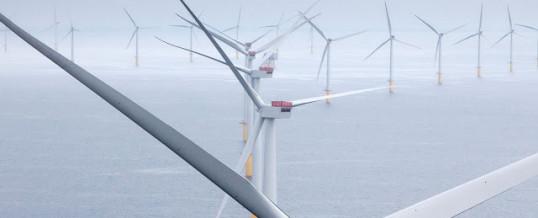 España puede instalar hasta 13.000 MW de eólica marina