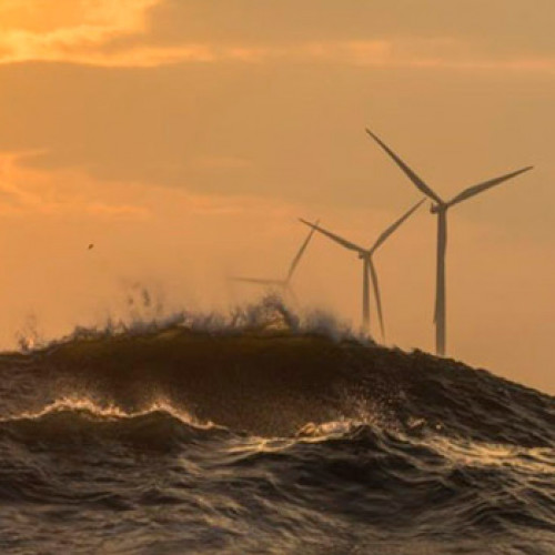 El avance de la energía eólica marina en todo el mundo