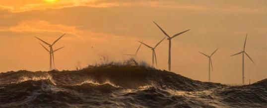 Continua el avance de la energía eólica marina