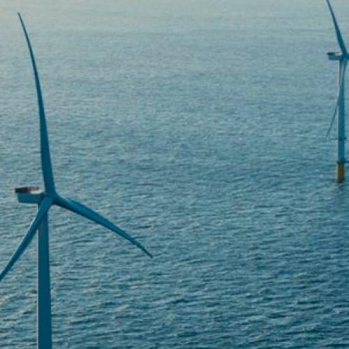 Connecticut elige un proyecto de eólica marina de Iberdrola