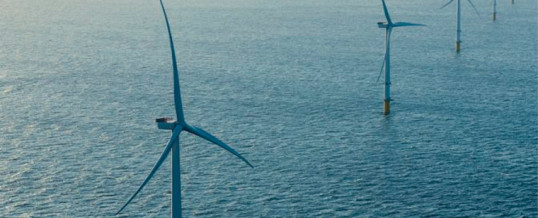 Connecticut elige un proyecto de energía eólica marina de Iberdrola