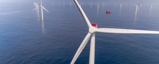 Europa refuerza su cooperación en energía eólica marina