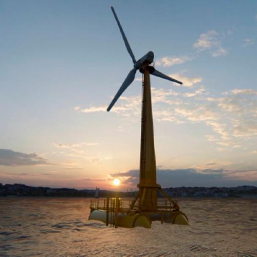 La energía eólica marina en la era renovable - Saitec