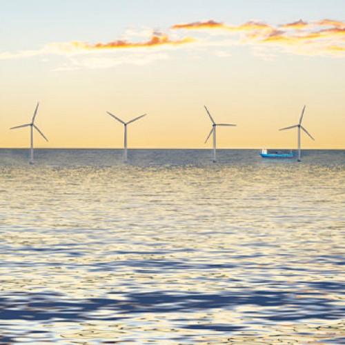 la revolución de la energía renovable y la eólica flotante