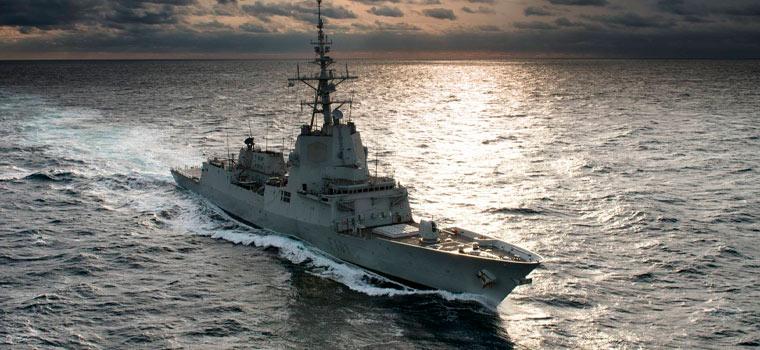 Navantia apuesta por una construcción naval más sostenible