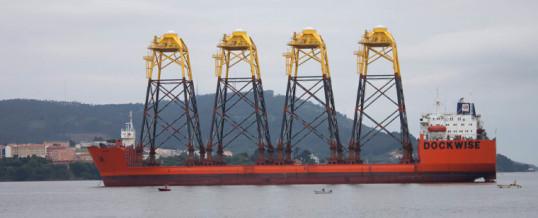 La lucha por una construcción naval más sostenible