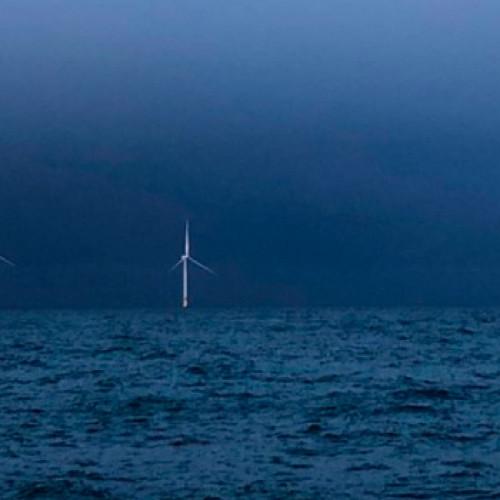 El gran potencial de la eólica en alta mar
